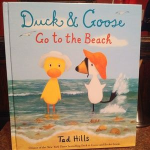 Other - Duck and goose go to the beach